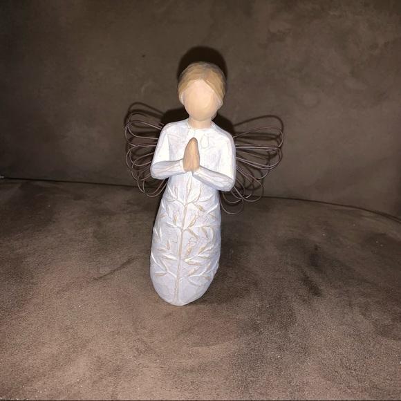 "Willow tree Angel prayer figure 5"" 2005"